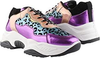 Sneakers for Women Casual Leather