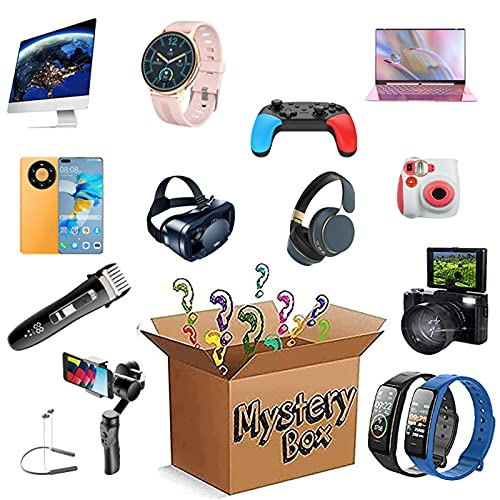 Xin Yan Electrónica de artículos de Misterio (Producto Aleatorio), Existe la Posibilidad de Abrir: los últimos teléfonos móviles, Drones, Relojes Inteligentes, etc, Cualquier Cosa Posible