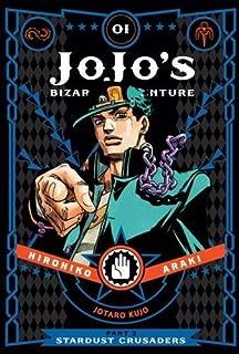 JoJo's Bizarre Adventure: Part 3--Stardust Crusaders, Vol. 1 (1)
