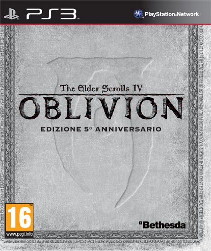 The Elder Scrolls IV: Oblivion - Edizione 5° Anniversario
