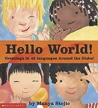 Hello World! Greetings in 42 Languages Around the Globe