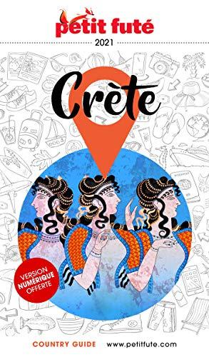 Guide Crète 2021 Petit Futé
