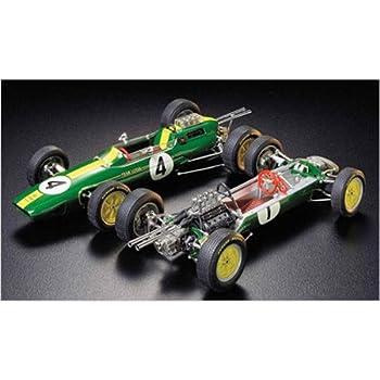 タミヤ 1/20 グランプリコレクションシリーズ No.44 ロータス 25 コベントリー クライマックス プラモデル 20044