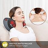 Zoom IMG-1 comfier cuscino massaggiante con calore