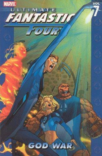 [Ultimate Fantastic Four: God War v. 7] [by: Mike Carey]