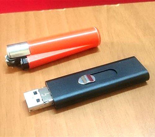 Mini grabadora digital audio profesional micrófono oculto con activación por voz hasta a 8días de grabación con 8GB, USB Micro-USB OTG, para PC y Mac, tablet y smartphone Android