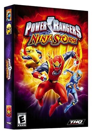 power ranger ninja storm games 2