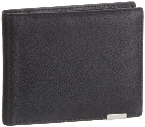 Bodenschatz Soft Line 8-137 SL 01, Unisex - Erwachsene Portemonnaies, Schwarz (black), 12.5x10x2 cm (B x H x T)