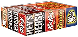 full size candy bars