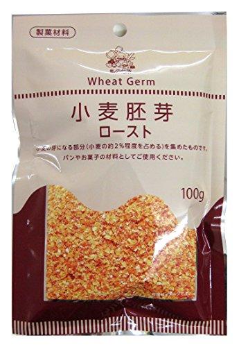 私の台所 小麦胚芽 100g×6袋