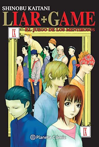 Liar Game nº 09/19 (Manga Seinen)