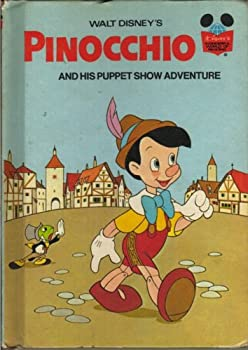 Pinocchio and His Puppet Show Adventure - Book  of the Disney's Wonderful World of Reading