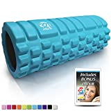 321 STRONG 758576546933ALIFFBA Foam Roller, Medium Density Deep Tissue Massager for Muscle Massage and...