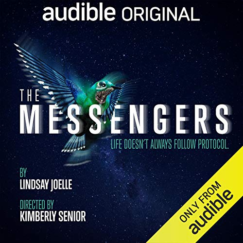 The Messengers  By  cover art