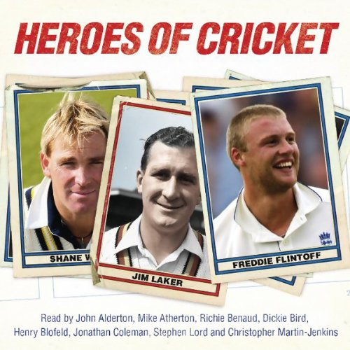 Heroes of Cricket cover art
