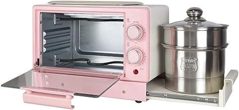 Machine de petit-déjeuner à four électrique Machine à bifteck omelette à pain pain pain Pizza gâteau grillaire nourriture ...