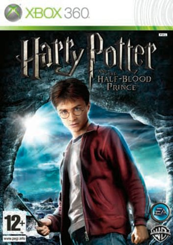 Harry Potter And The Half-Blood Princex360 Ver. Portugal