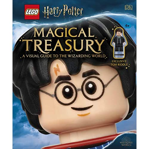 LEGO® Harry Potter™ Magical Treasury: A Visual Guide to the Wizarding World (with exclusive Tom Riddle minifigure)