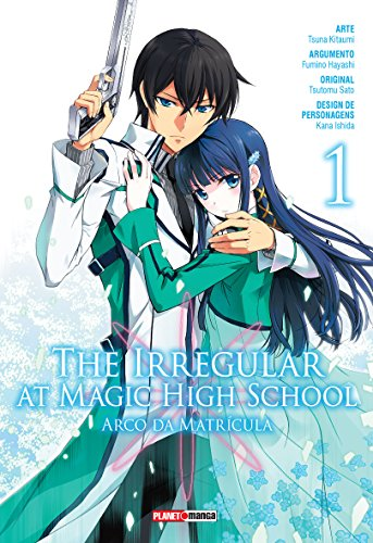 The Irregular at Magic High School. Arco da Matrícula - Volume 1