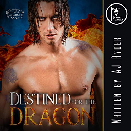 Destined for the Dragon Audiobook By AJ Ryder cover art