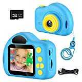 hyleton Digital Camera for Kids, 1080P FHD Kids Cameras Children Video Recorder for 3-8 Years Old...