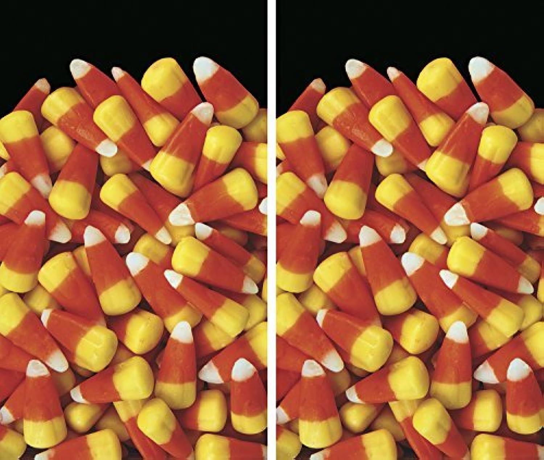 ¡envío gratis! WOWindow Posters Candy Corn Galore Galore Galore Halloween Window Decoration Set of Two 34.5x60 Backlit Posters by WOWindow Posters  calidad oficial