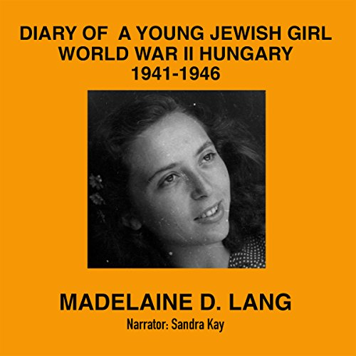 Diary of a Young Jewish Girl audiobook cover art