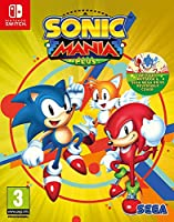 Sonic Mania Plus (Nintendo Switch) (輸入版)