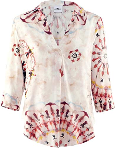 Airfield Walter Moser GmbH BL-102 Blouse/3/4, Kombi(Multicolor (97)), Gr. 48