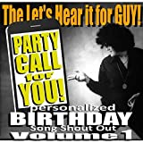 Birthday Girl (Party Call for You Personalized Birthday Song Shout Out)