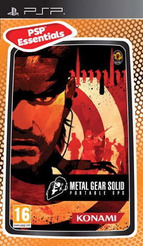 Essentials Metal Gear Solid Portable OPS
