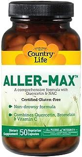 Country Life Aller-Max Vegetarian Capsule 50's