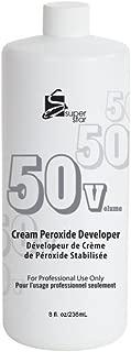 SUPER STAR Stabilized Cream Peroxide Developer 50V HC-50503