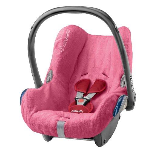 Maxi-Cosi 61408080 Sommerbezug für Babyschale CabrioFix, Citi und Citi SPS, pink