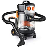 TACKLIFE Wet Dry Vac, 5.5 Peak HP Shop Vacuum, 18Kpa Powerful Suction,...