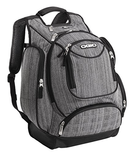 Ogio Metro Backpack Color Noise Black/Gray
