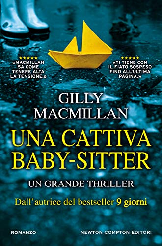Una cattiva baby-sitter eBook: Macmillan, Gilly: Amazon.it: Kindle ...