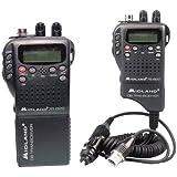 Midland Radio 75-822 Portable Mobile CB Radio, Large LCD Display, Keypad Lock, Plug and Play, Rugged...