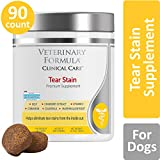Veterinary Formula Clinical Care, Tear Stain Premium Dog Supplement, 90 Soft Chews