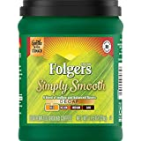 Folgers Simply Smooth Decaf Ground Coffee, Mild Roast, 11.5 Ounce (Packaging May Vary)
