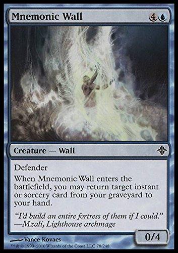 Magic: the Gathering - Mnemonic Wall - Rise of The Eldrazi