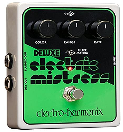 electro-harmonix エレクトロハーモニクス エフェクター アナログフランジャー Deluxe Electric Mistress X...