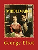 MIDDLEMARCH, GEORGE ELIOT, LARGE 14 Point Font Print