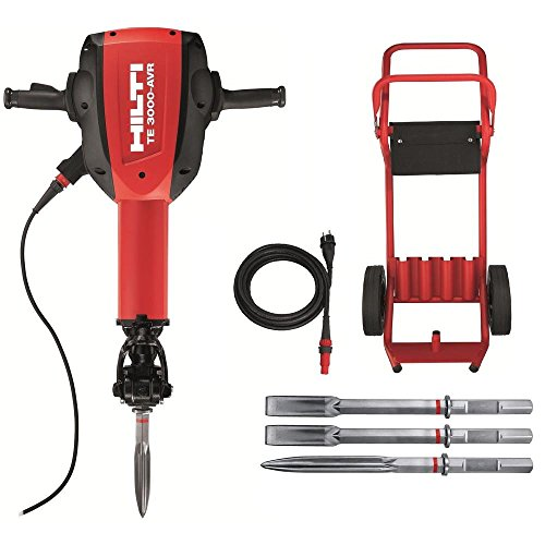 HIlti 3492616 Breaker perf pkg TE 3000-AVR drilling demolition