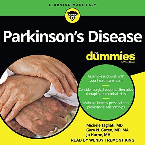 Parkinson's Disease for Dummies cover art