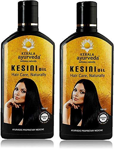 Glamorous Hub Kerala Ayurveda Kesini Oil Pack de 2 (el embalaje puede variar)