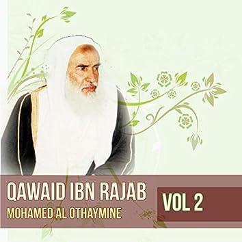 Qawaid ibn rajab Vol 2 (Quran)