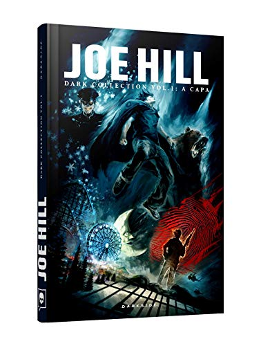 Joe Hill Dark Collection v. 1: A Capa