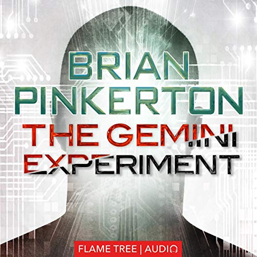 The Gemini Experiment  audiobook cover art