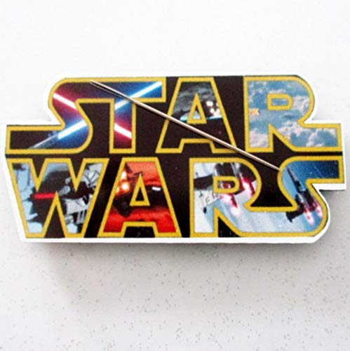 Star Wars Resin Needle Minder, Hand Needle Notion